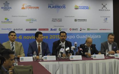 Industriales del plástico se reunirán en Guadalajara