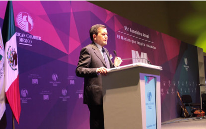 Importantes beneficios en la integración comercial México-Estados Unidos: SE