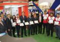 Dan certificados de homologación a empresas de pintura automotriz
