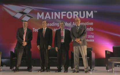 Medio ambiente, seguridad y movilidad inteligente, temas del MainForum 2016
