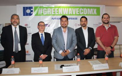 #GreenWaveCDMX desarrollará ingenieros mexicanos