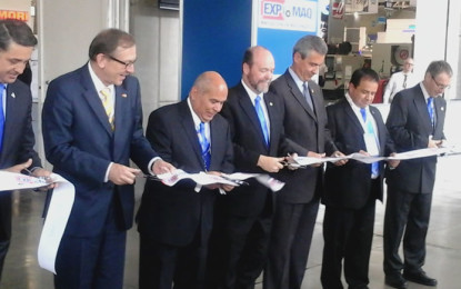 Inauguran Expomaq y esperan más de 10,000 visitantes