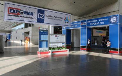 Expomaq, espacio para concretar proyectos