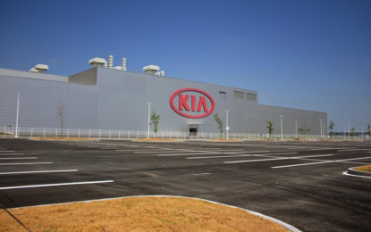 Kia Motors arranca 'a tiempo' producción en Nuevo León