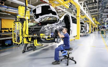 Caída en mercado de autos en EU impacta a México