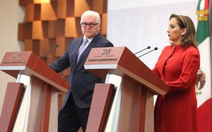 México primer socio comercial de Alemania en América Latina