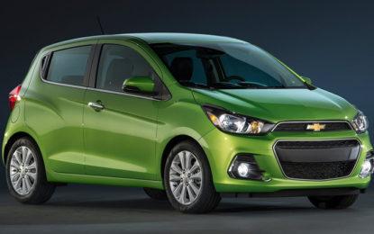 Los 10 autos compactos más vendidos