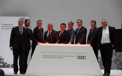 Audi México, ejemplo de Smart Factory