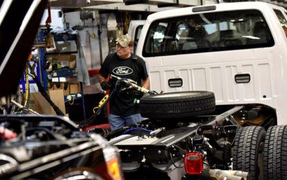 Ford pide a proveedores mejoras en trazabilidad