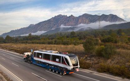 Alstom trae a México tren con tecnología de punta