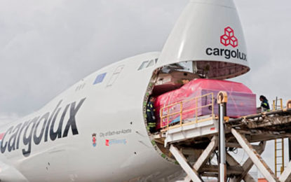 Flota de carga aérea mundial crecerá 70%