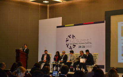 Arranca el Industrial Human Capital Summit