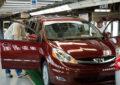 Industria automotriz mexicana cierra 2016 con récord