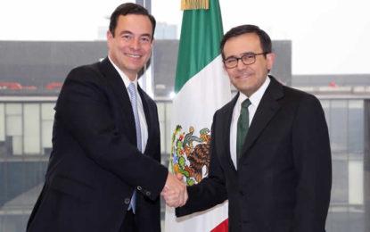 Nuevo director de ProMéxico, Paulo Carreño King