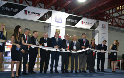 Inicia con optimismo ExpoManufactura 2017
