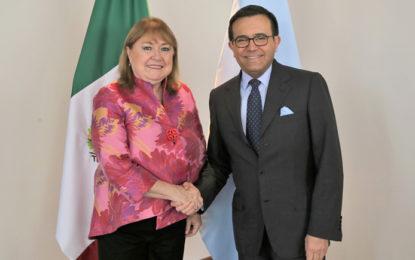 México y Argentina impulsarán la Alianza del Pacífico y el Mercosur