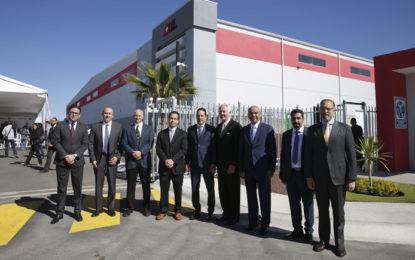 La estadounidense AK  Tube invierte 10 mdd en México