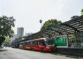 Scania entregó tres autobuses biarticulados a la Línea 1 del Metrobús de la CDMX