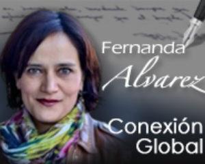 Bienvenida Fernanda Alvarez.  Nuestra nueva corresponsal  en Alemania