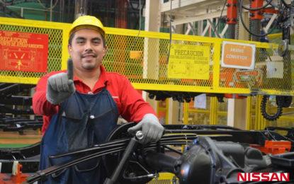 Reanuda actividades Nissan Cuernavaca