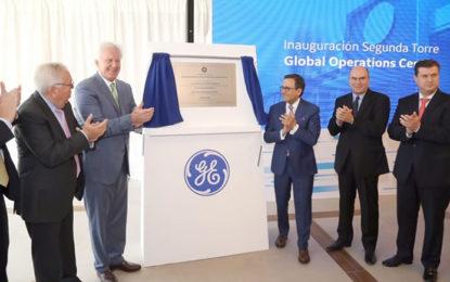 GE inaugura la segunda torre de su Centro Global de Operaciones en Monterrey, Nuevo León