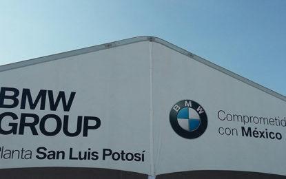 La inversión de la planta en SLP fue una decisión correcta: BMW