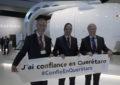 El sector aeroespacial trae más inversiones a Querétaro