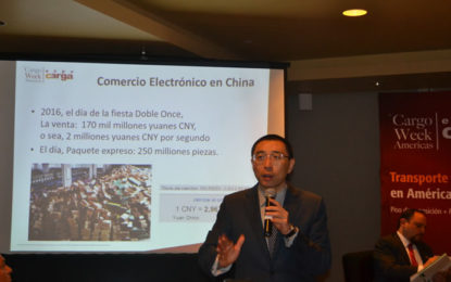 Comercio electrónico crece 'exponencialmente' en China