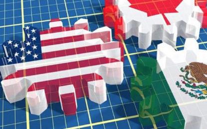 México recibe con agrado los objetivos de Estados Unidos en la modernización del TLCAN