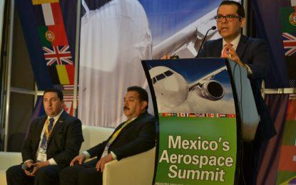 ProMéxico impulsa a proveedores de aeroespacial