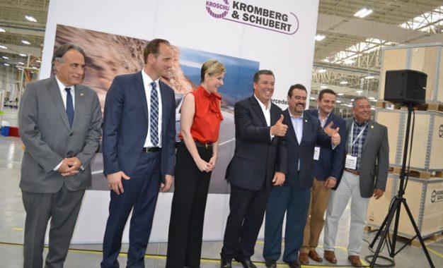 México confirma su liderazgo en la fabricación de arneses