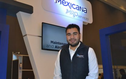 En Vanguardia Industrial Radio: Mexicana MRO Services, Mexico's Aerospace Summit, UNAQ, TLCAN, SAPICA