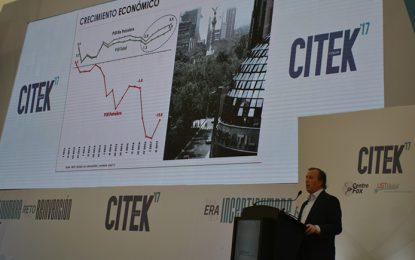La economía mexicana crece de manera estable: SHCP
