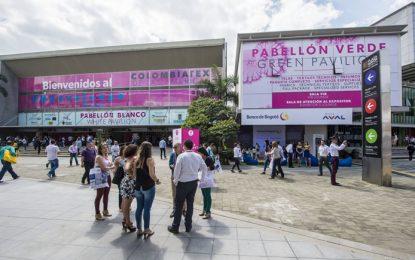 Pormenores de Expomanufactura y Colombiatex de las Américas en Radio
