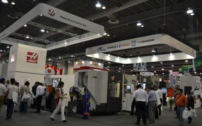 Inicia Fabtech con más de 400 máquinas en el piso de exposición