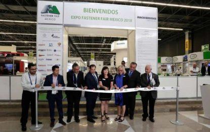 Fastener Fair México, buena fuente de proveeduría