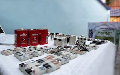 IPN diseña plan para reducir contaminación de pilas
