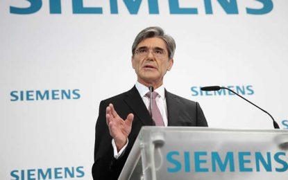 Siemens registra crecimiento sólido en México
