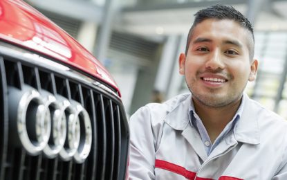 Audi, un atractivo empleador automotriz en México