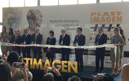 Gobierno federal da su apoyo a la industria del plástico en Plastimagen México 2019
