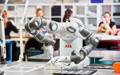 La Fábrica 4.0: el robot que colabora con los trabajadores