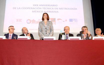 Tres décadas de cooperación entre México y Alemania en materia de metrología y calidad