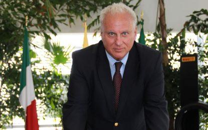 Paolo Benea, asume funciones como Director General de Pirelli en México