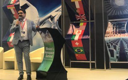 Oportunidad de 5 mil millones de dólares para México en el sector aeroespacial