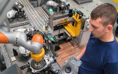 Cobots: colaboración exitosa entre el hombre y el robot