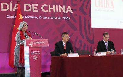 En el día de China asesoran a empresarios mexicanos para exportar a ese país
