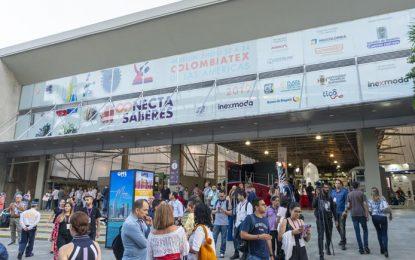 Sostenibilidad y conocimiento, ejes centrales de Colombiatex de las Américas 2020