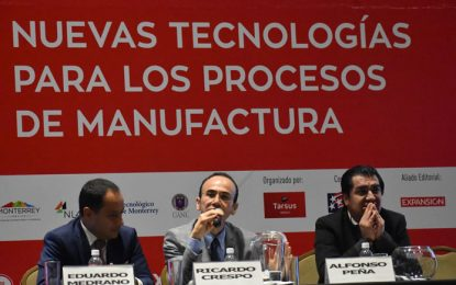 Camexa certificará a técnicos mexicanos en herramentales