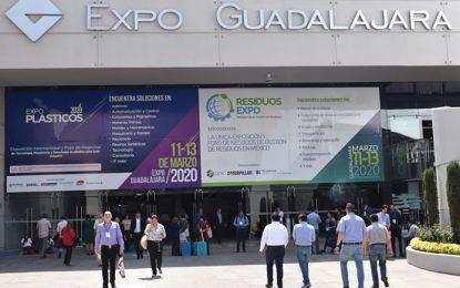 Inicia Expo Plásticos 2020, el impacto del COVID- 19 no es representativo