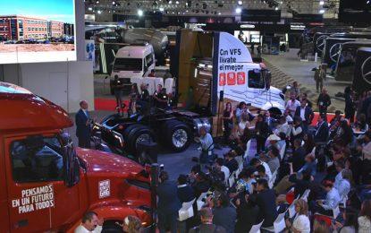 Planea crecer Volvo Trucks 20% en ventas
